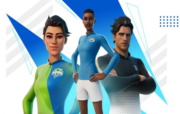 Fortnite collaboration with Pele. Image Credit: Epic Games