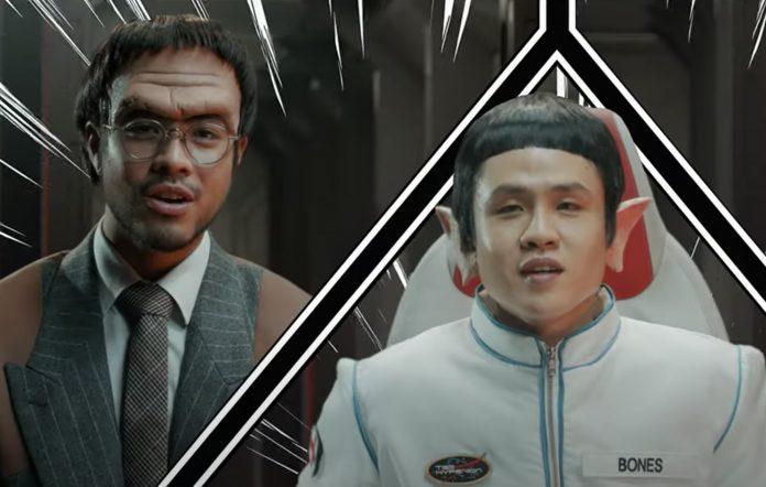 Benjamin Kheng Gentle Bones music video Better With You Star Trek Doctor Who Singapore pop