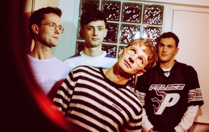 Glass Animals top triple j Hottest 100 of 2020