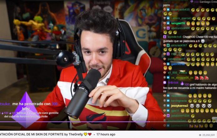 TheGrefg twitch stream