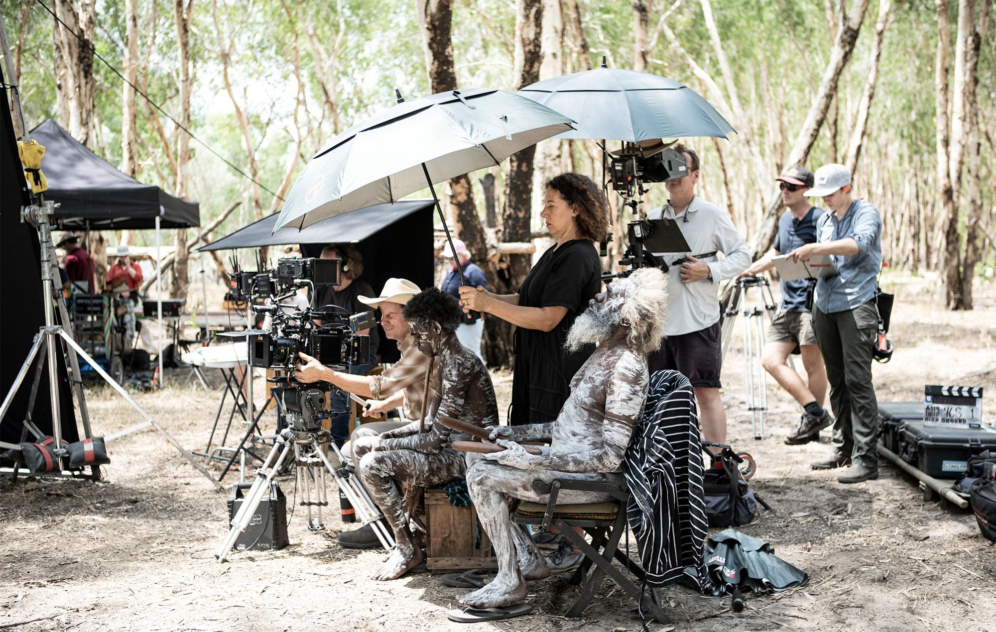 High Ground movie interview Australia Witiyana Marika