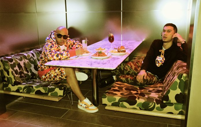 Joe Flizzow single Ciao MK K-Clique Jay Park music video Def Jam
