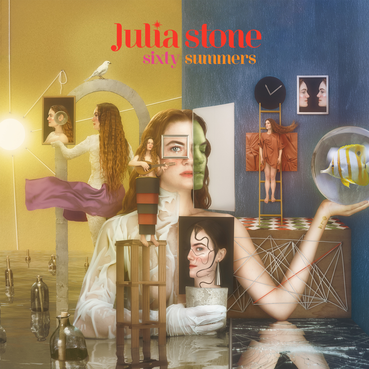 Julia Stone new album 2021 Sixty Summers