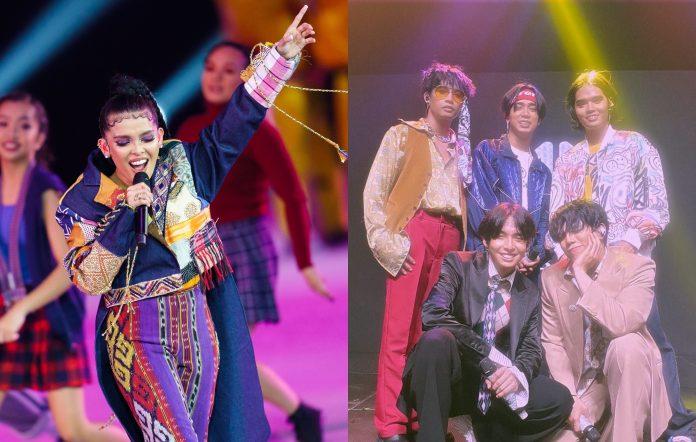 kz tandingan sb19 perform wish music awards 2021