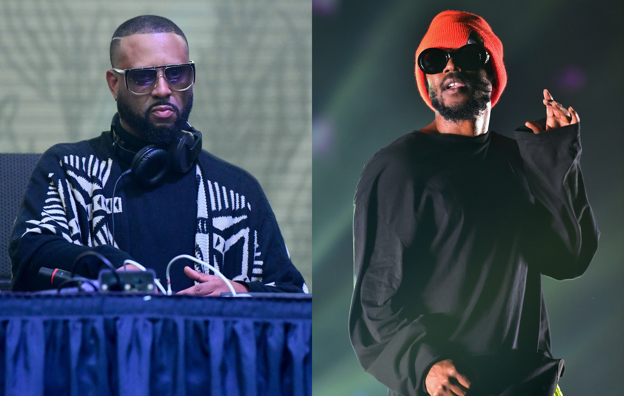 Madlib says Kendrick Lamar wanted to work with him on 'To Pimp A Butterfly'