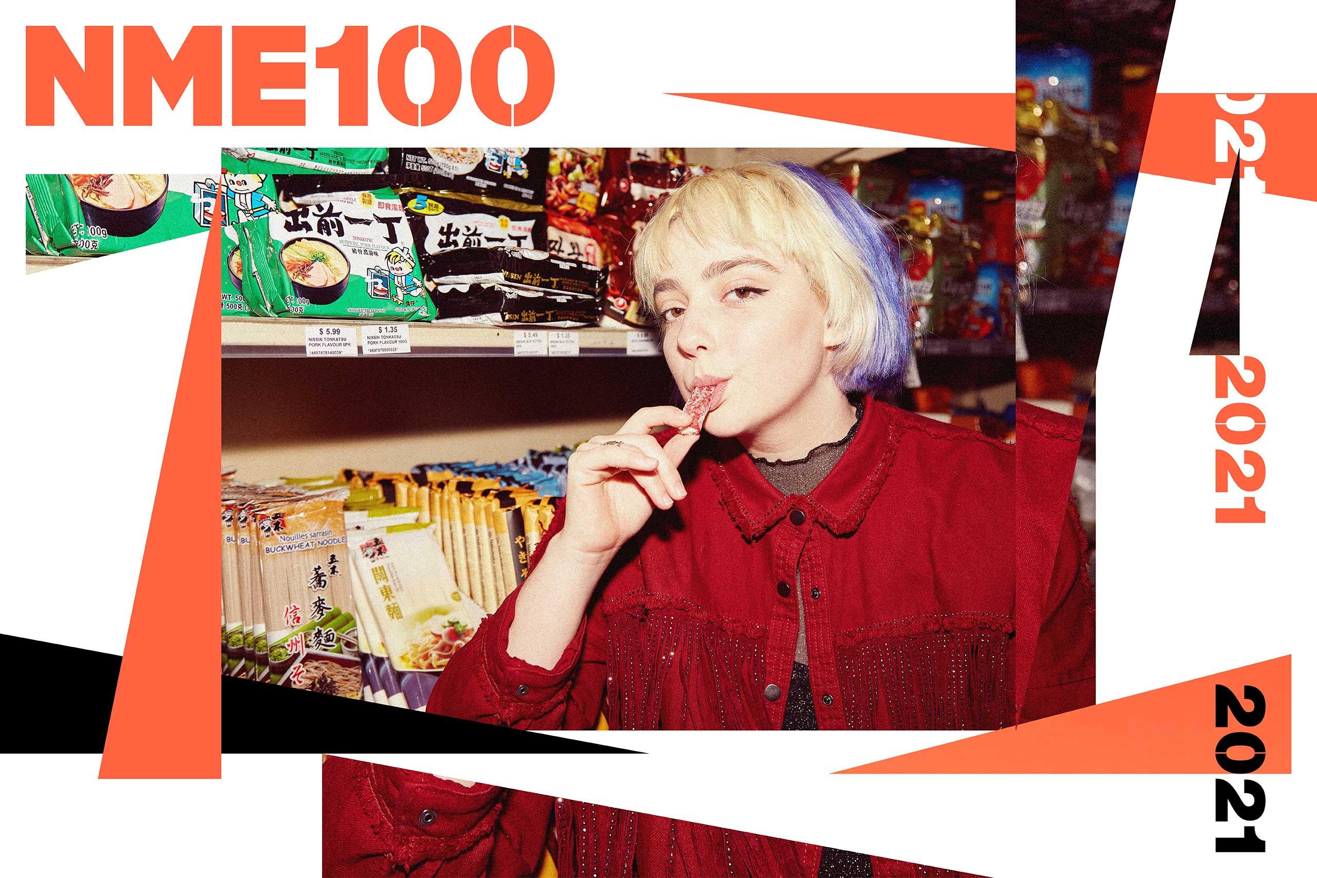 NME 100 merci mercy
