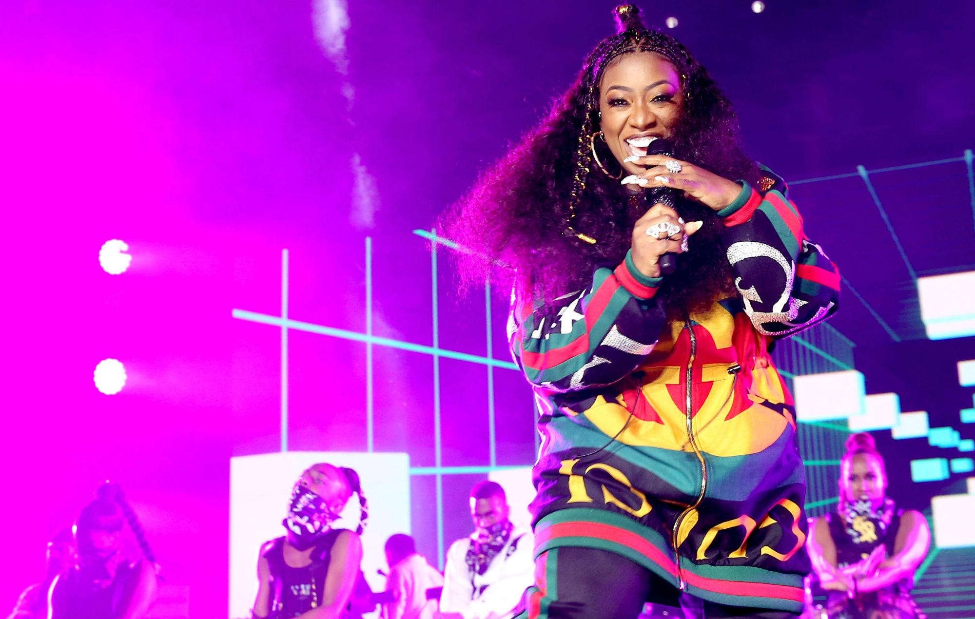 Missy Elliott reveals true meaning behind Tweet's 'Oops Oh My'