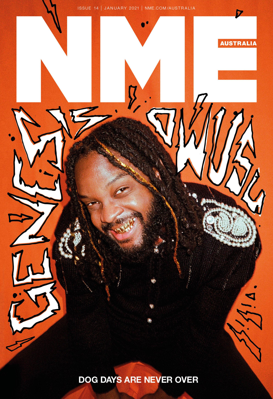 NME Cover 2021 Genesis Owusu