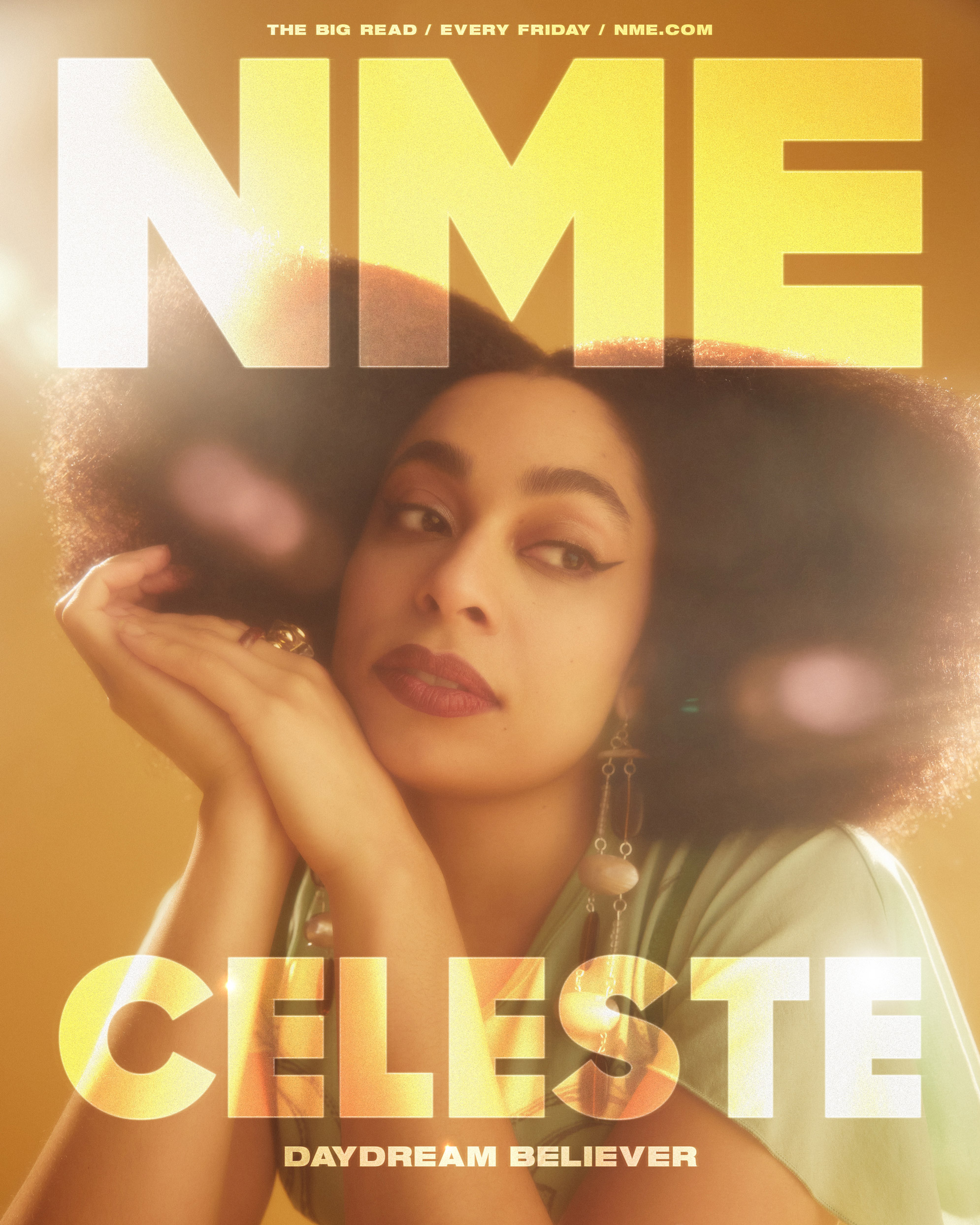 NME Cover 2021 Celeste