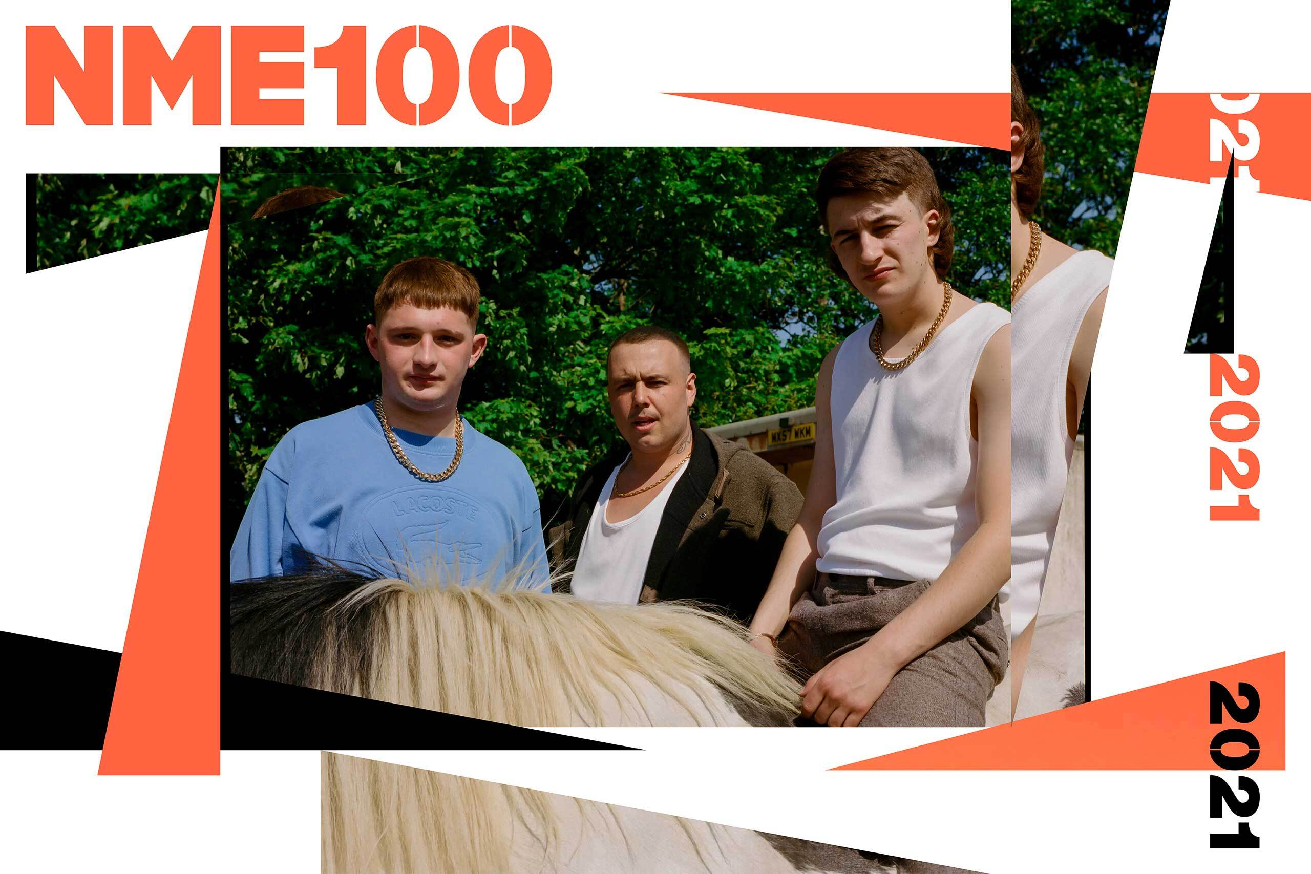 nme 100 bad boy chiller crew