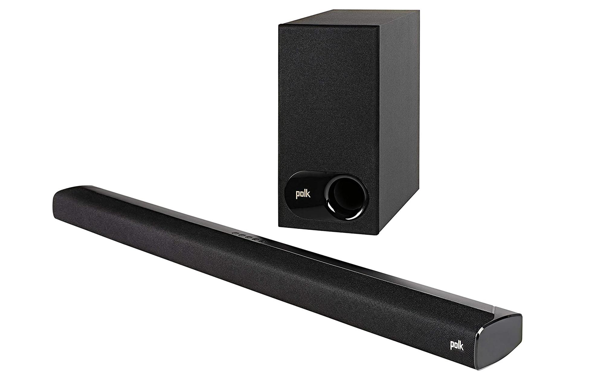 polk audio signa 2 soundbar