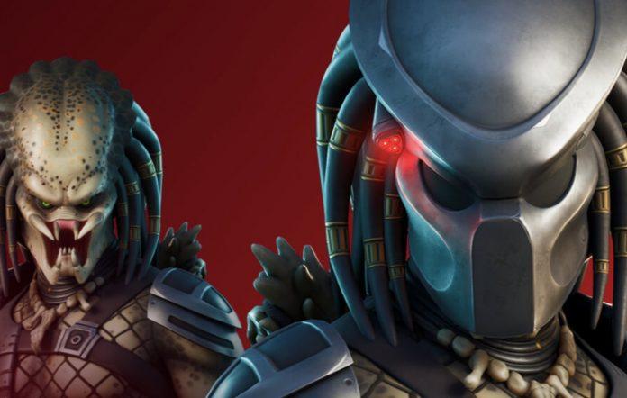 Predator comes to Fortnite