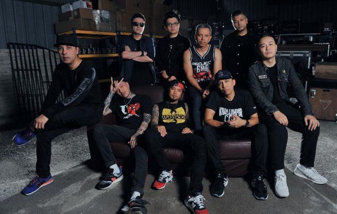 Project EAR new single Dark Times Jamir Garcia Slapshock death Moots Dandee
