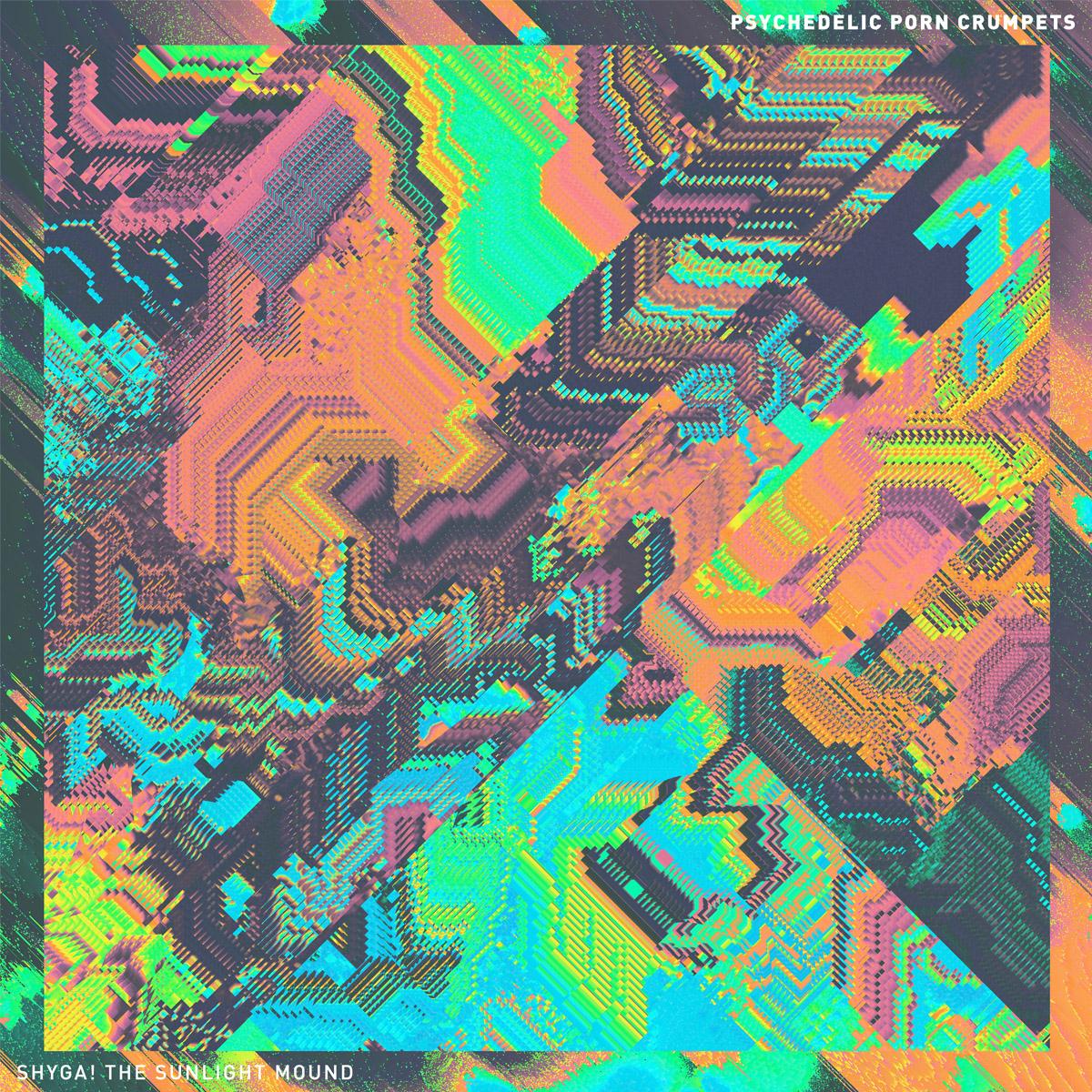 Psychedelic Porn Crumpets new album Shyga the Sunlight Mound 2021