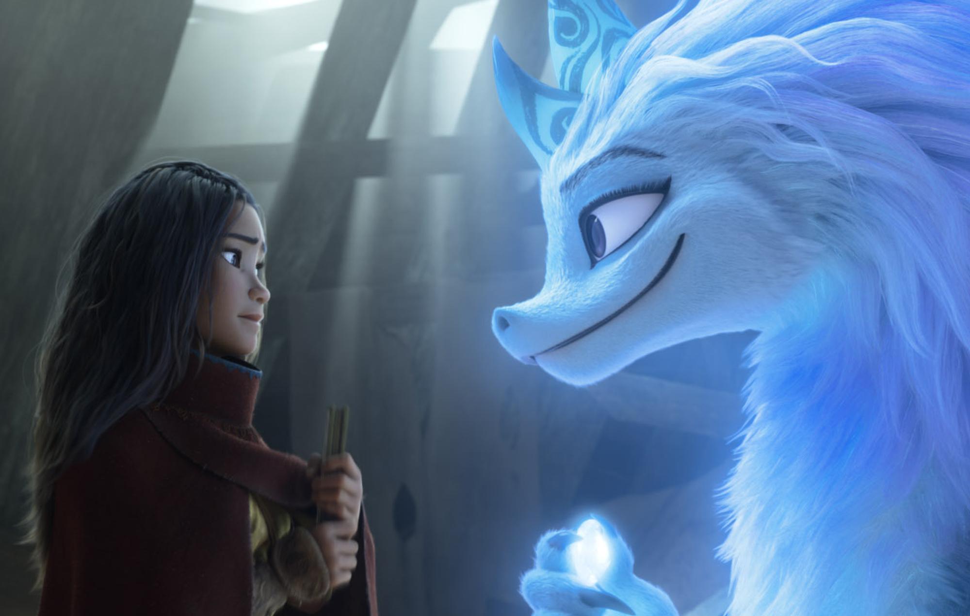 Raya and the Last Dragon Disney Southeast Asia trailer