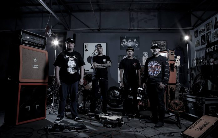 Seringai new song Ishtarkult featuring Danilla Riyadi