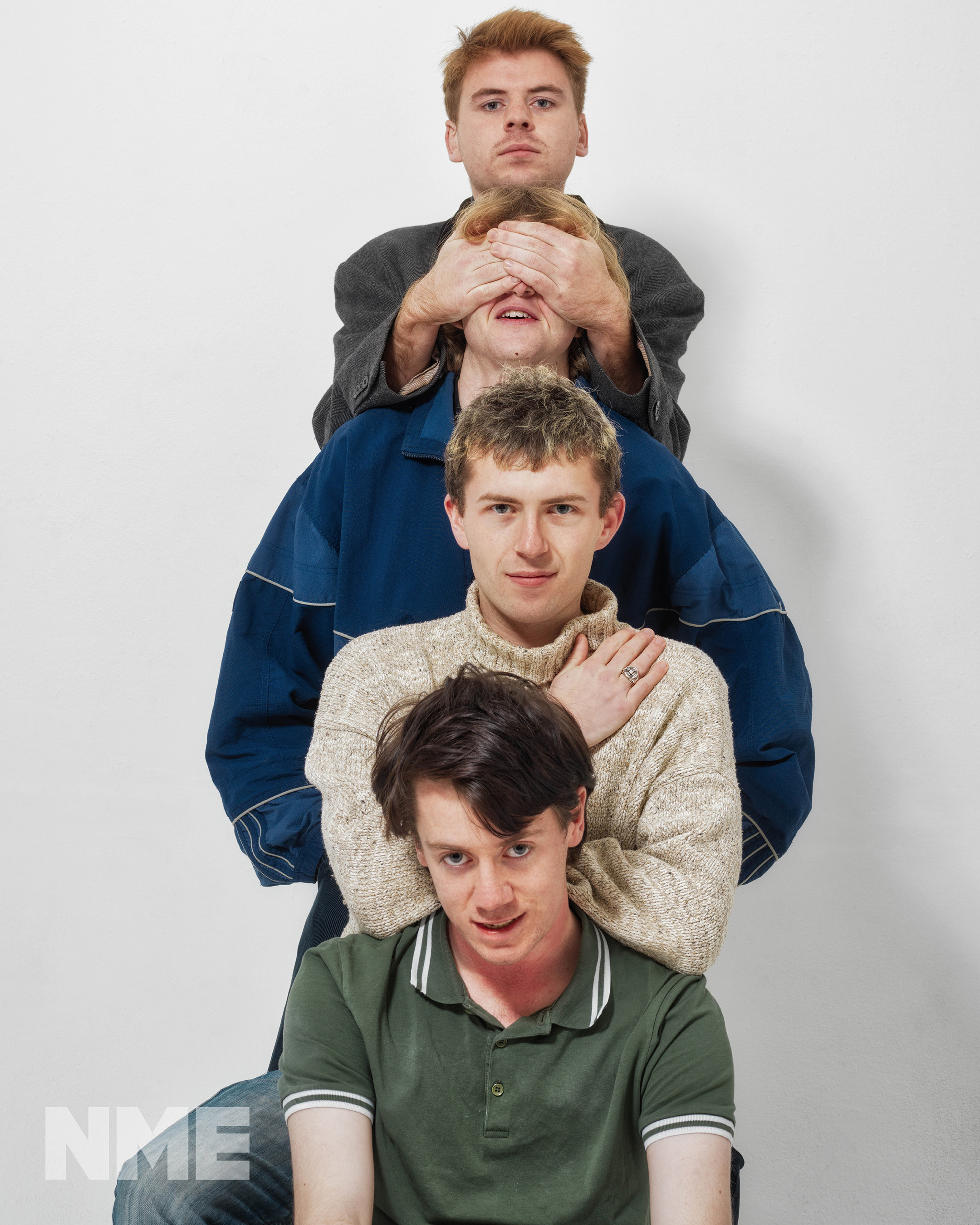 Shame NME Cover 2021