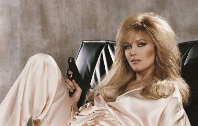 Tanya Roberts actress A View To A Kill James Bond girl Stacey Sutton dead at 65
