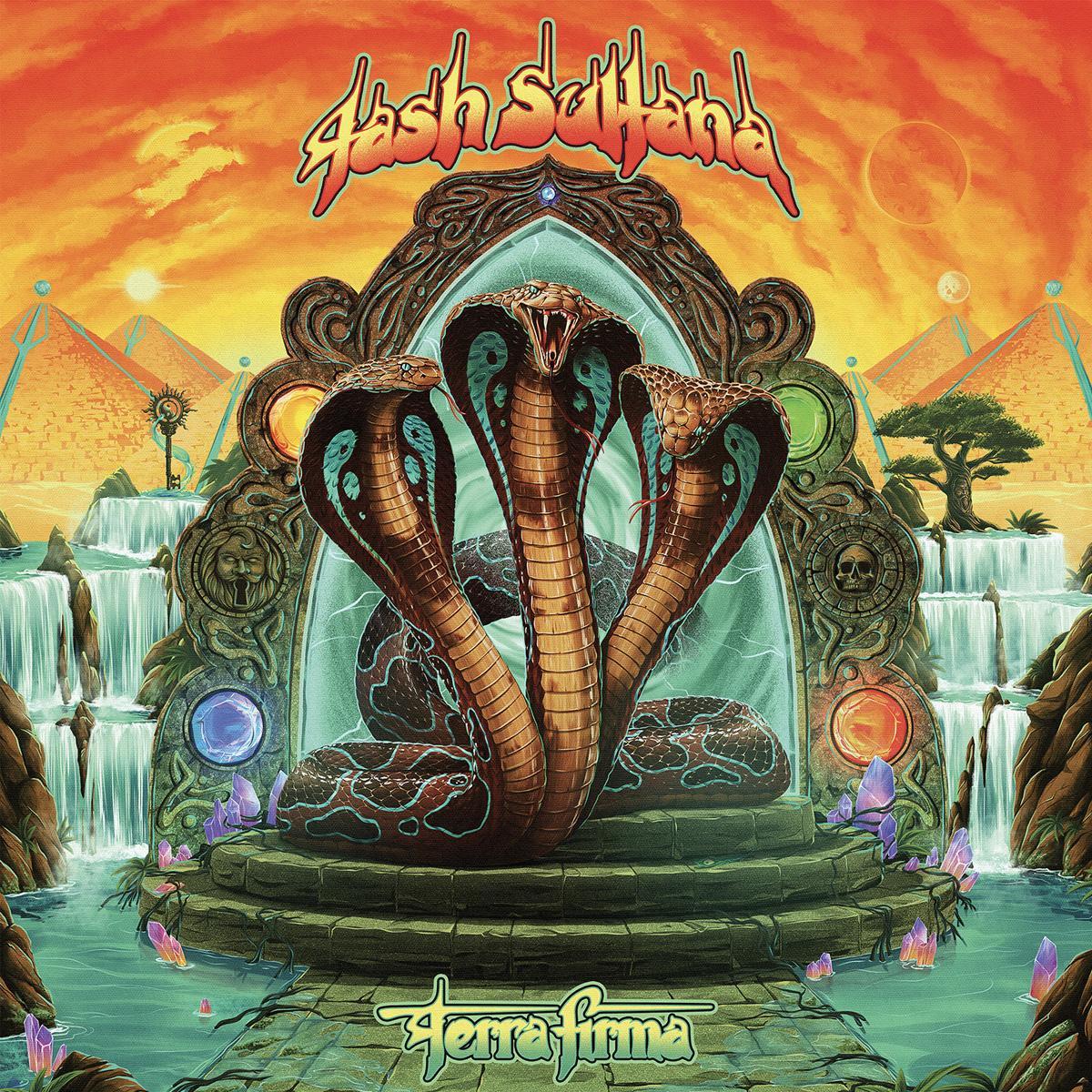 Tash Sultana new album 2021 Terra Firma
