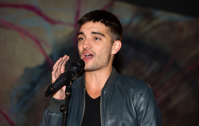 tom parker the wanted brain tumour update