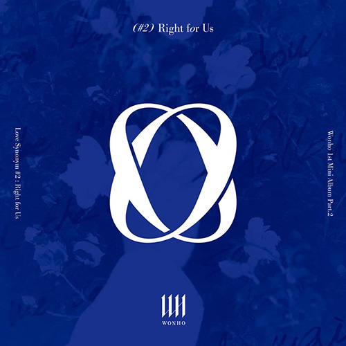 wonho love synonym 2 right for us album cover