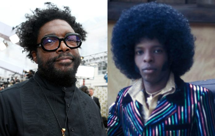 Questlove, Sly Stone