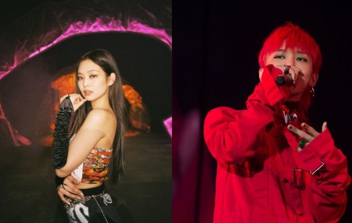 BLACKPINK's Jennie and Big Bang's G-Dragon reportedly dating