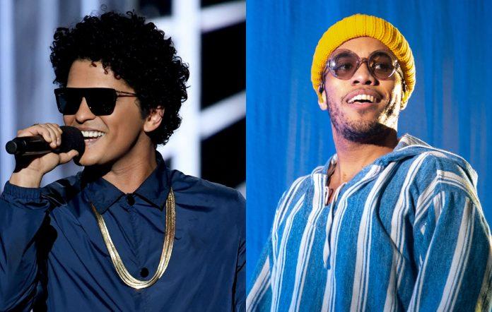 Bruno Mars, Anderson .Paak