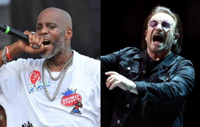 DMX and Bono