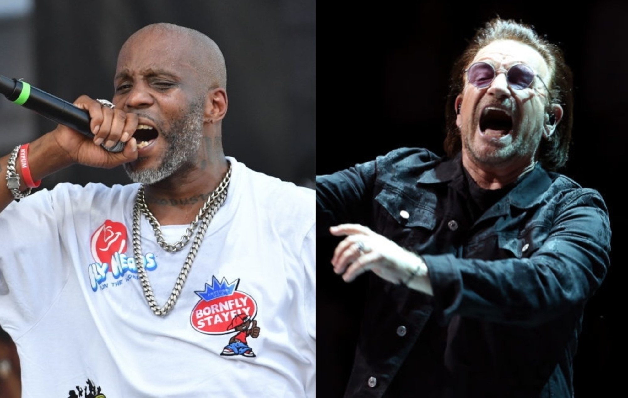 DMX says he has a collaboration with Bono on the way