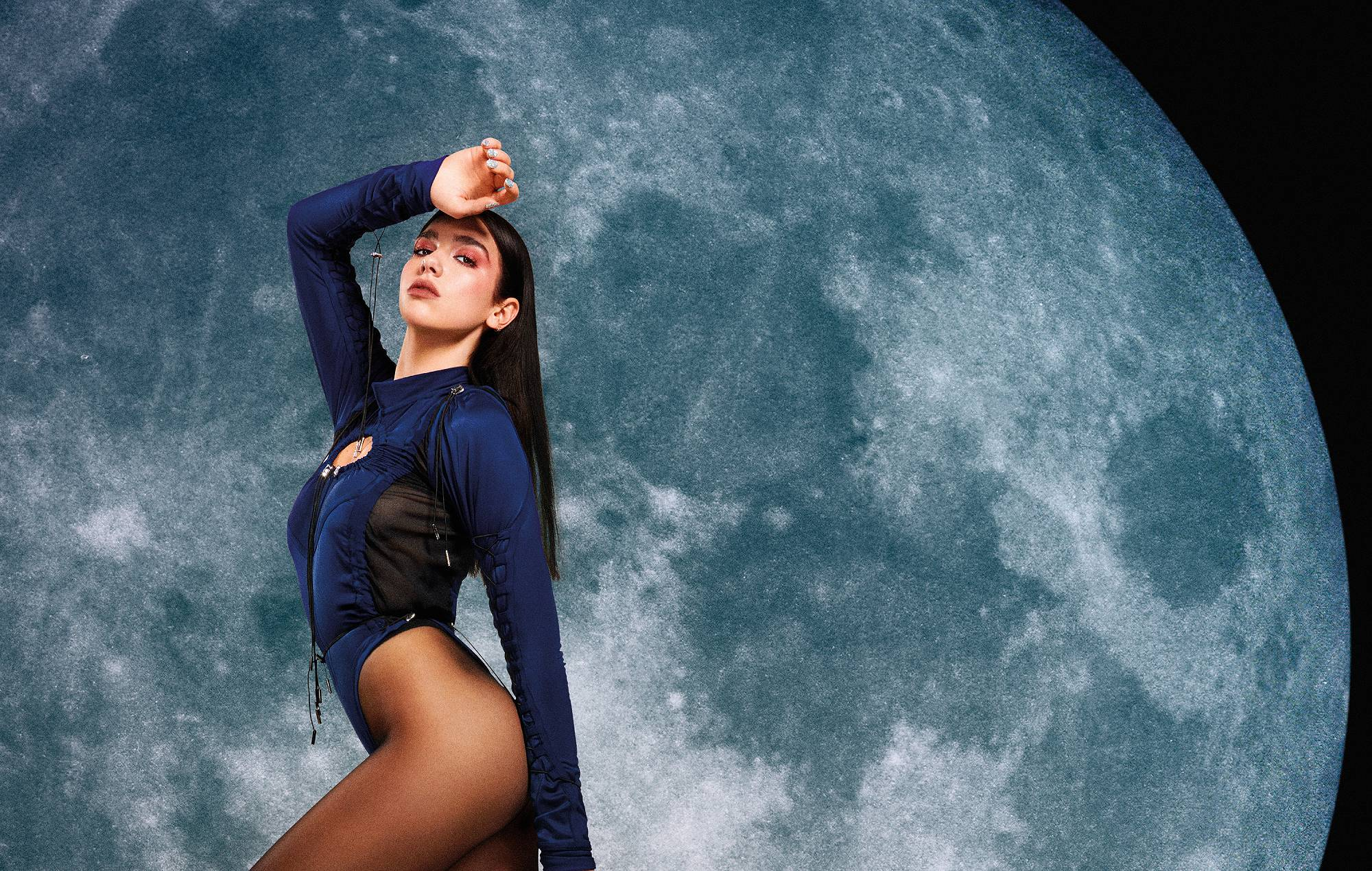 Dua Lipa shares 'The Moonlight Edition' of 'Future Nostalgia'. Credit: Press