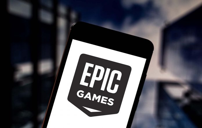 Epic Games. Image Credit: Rafael Henrique/SOPA Images/ZUMA Wire/Alamy Live News
