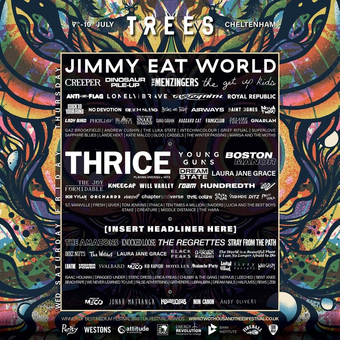 2000 Trees festival to go ahead as planned this year, organisers announce