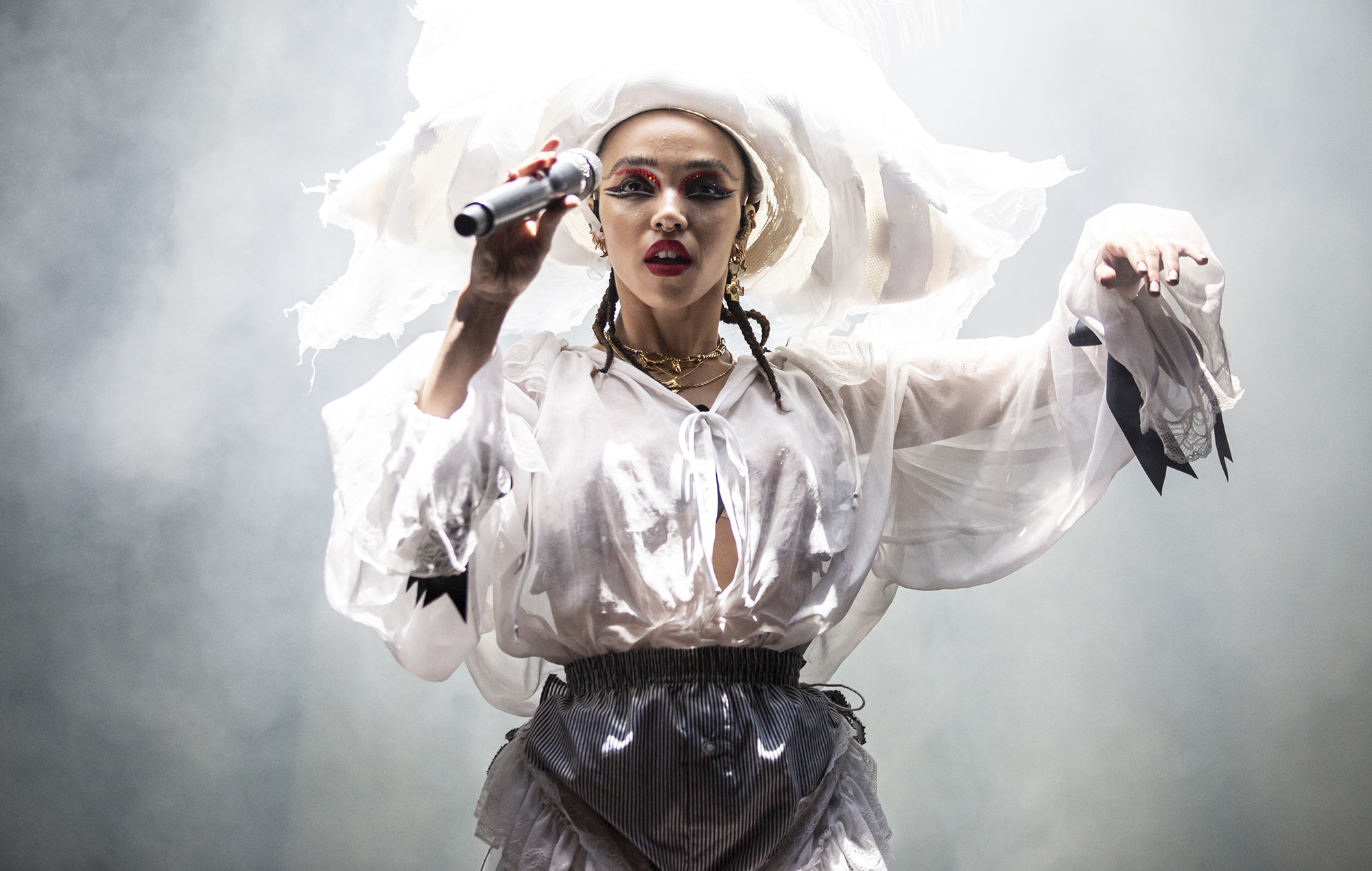 FKA twigs says she is working on a martial arts TV series