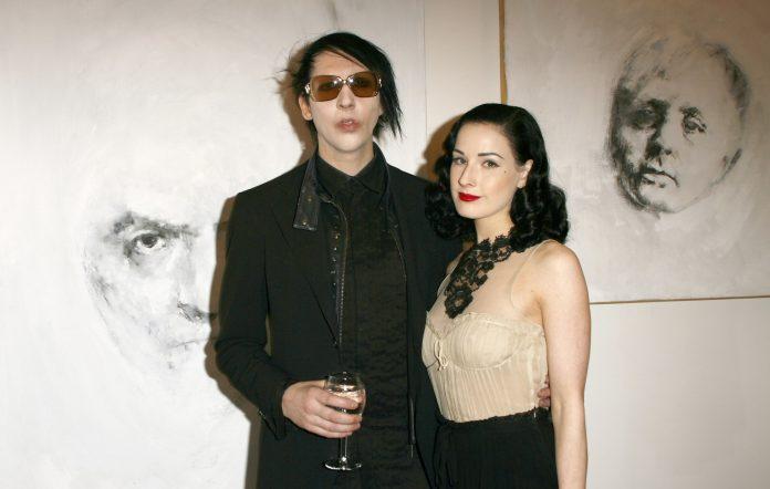Marilyn Manson, Dita Von Teese