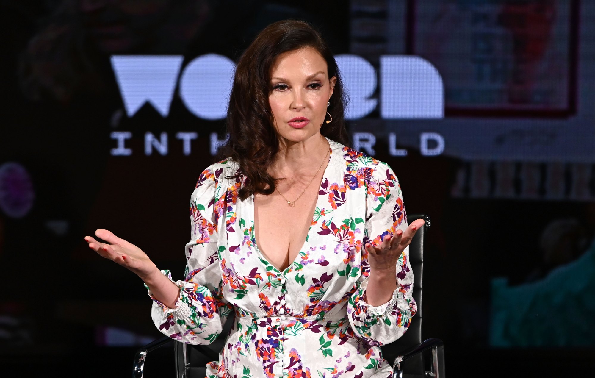 """Ashley Judd hospitalised following """"catastrophic"""" accident in the Congo - NME"""