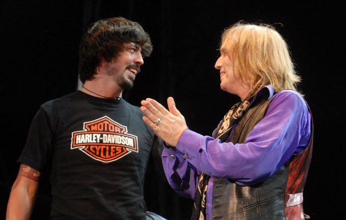 Dave Grohl Tom Petty