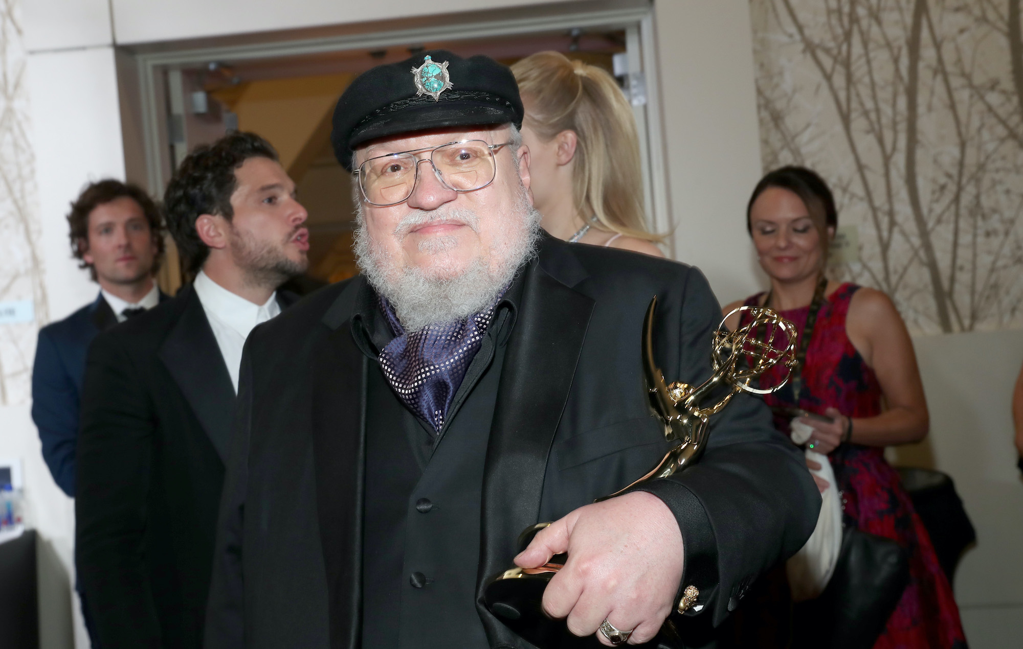 George R.R. Martin's 'Sandkings' is being made into a Netflix film