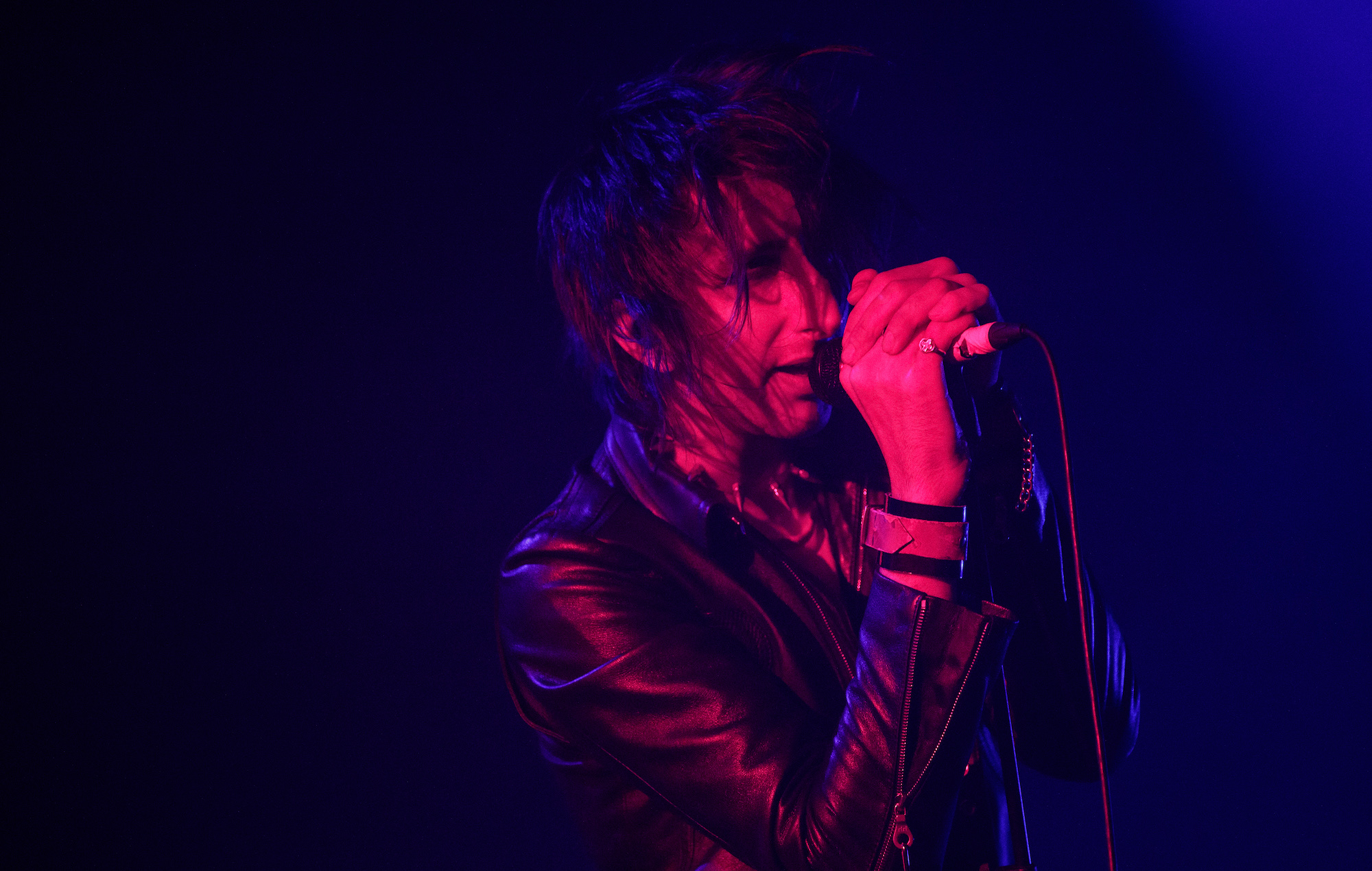 The Horrors, Faris Badwan