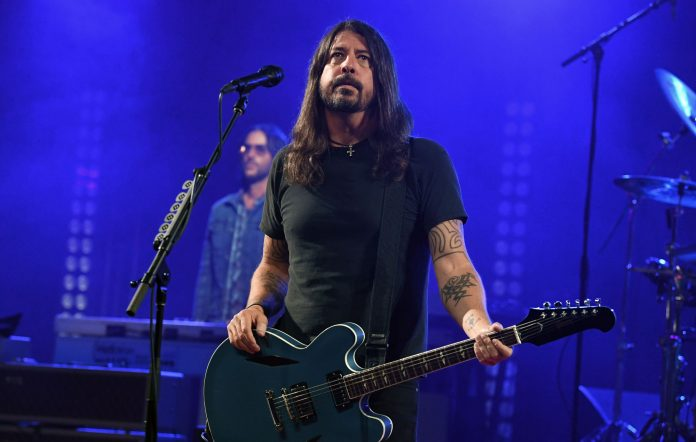 Foo Fighters new songs
