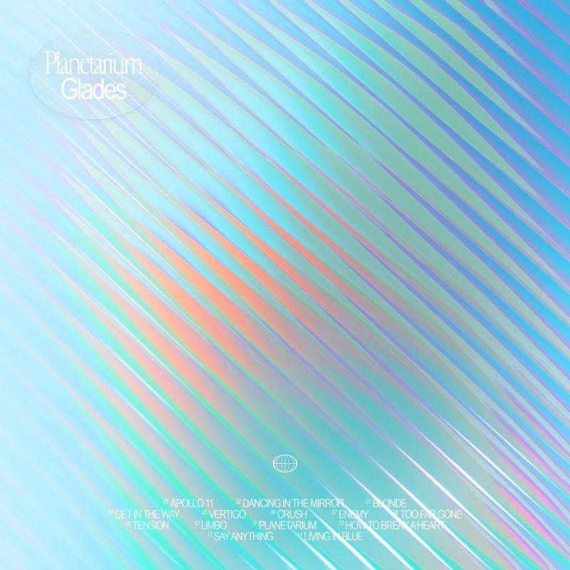 glades album artwork