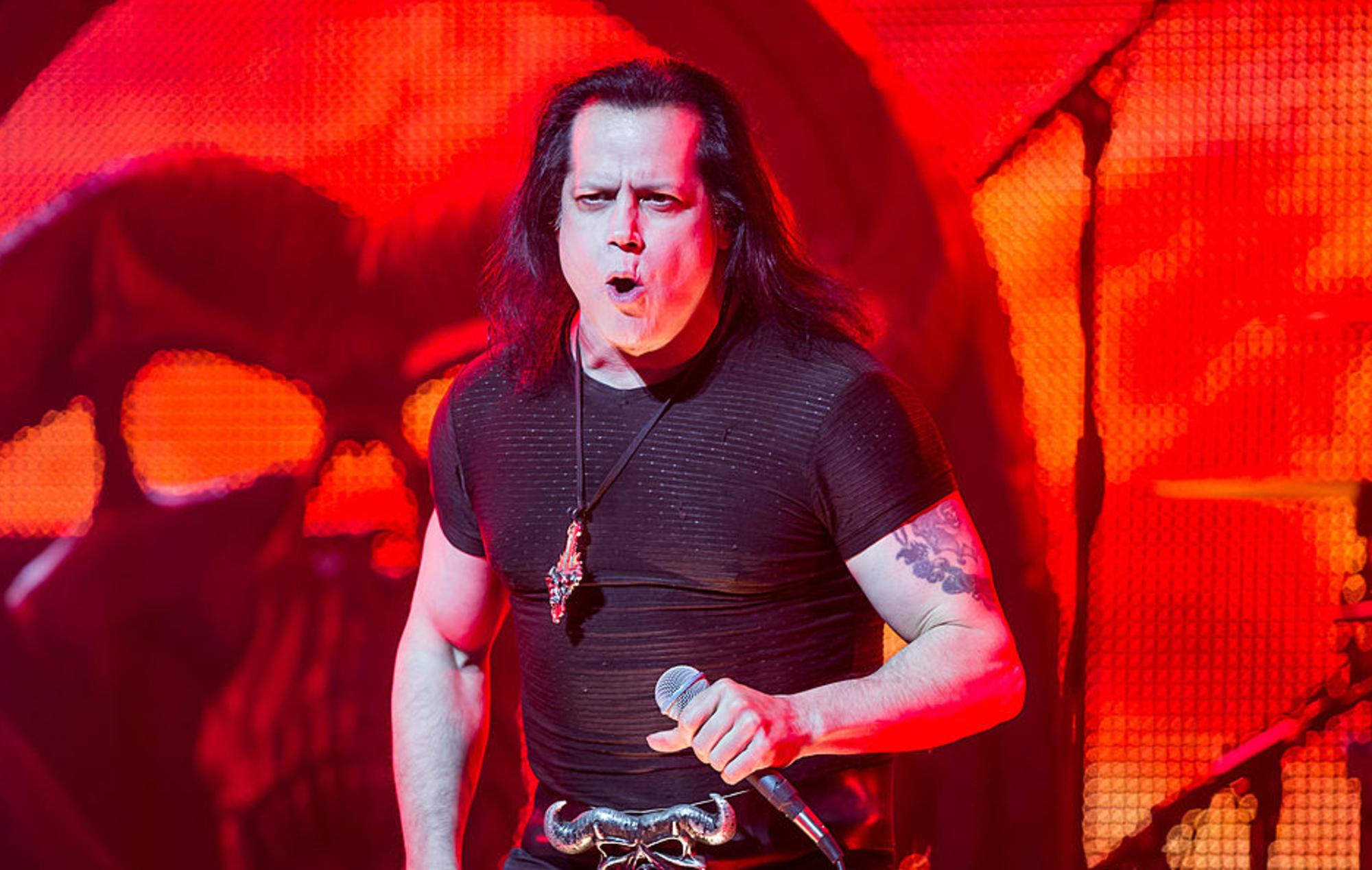 Glenn Danzig shares first trailer for vampire spaghetti western