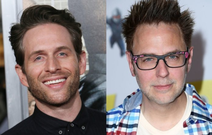 Glenn Howerton and James Gunn