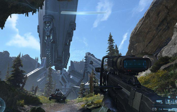 Halo Infinite Graphics Update