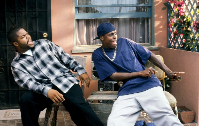 Ice Cube Chris Tucker