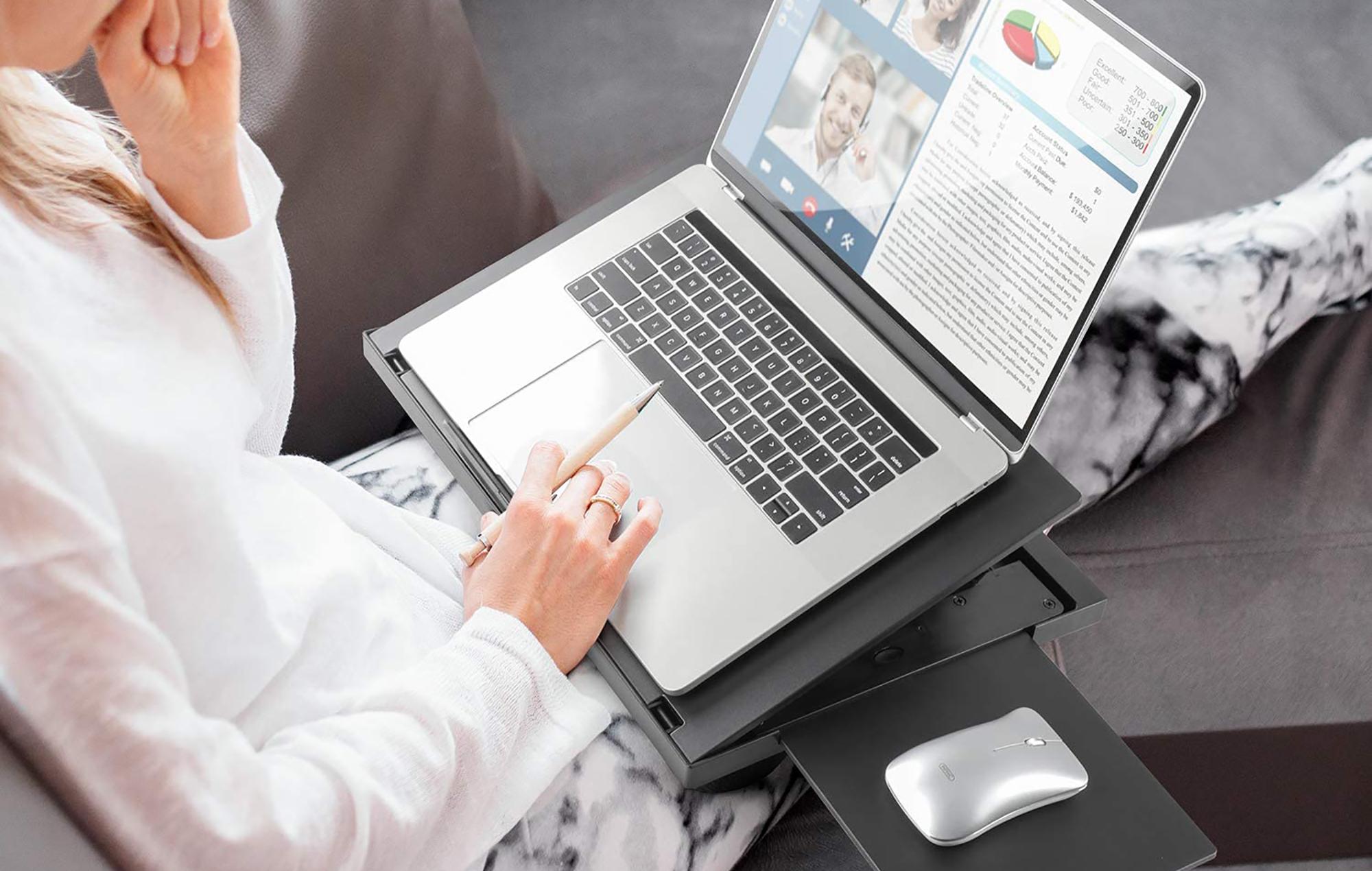Loryergo LELD11 Adjustable Lap Desk