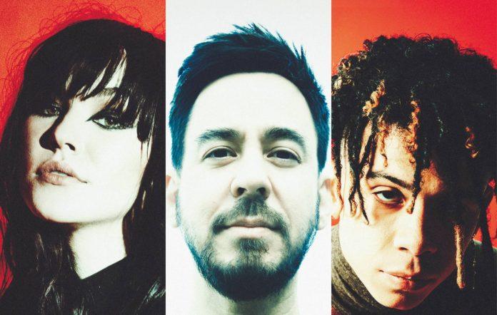 UPSAHL / Mike Shinoda / iann dior