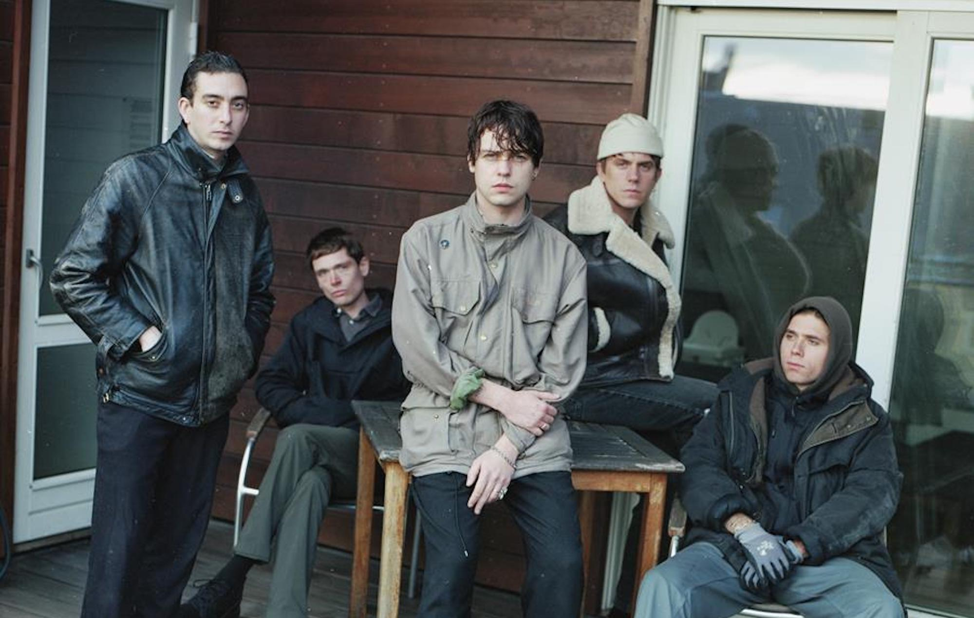 Iceage sign to Mexican Summer and share new track 'The Holding Hand'