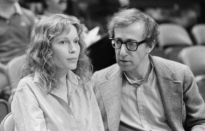 Woody Allen and Mia Farrow - trailer