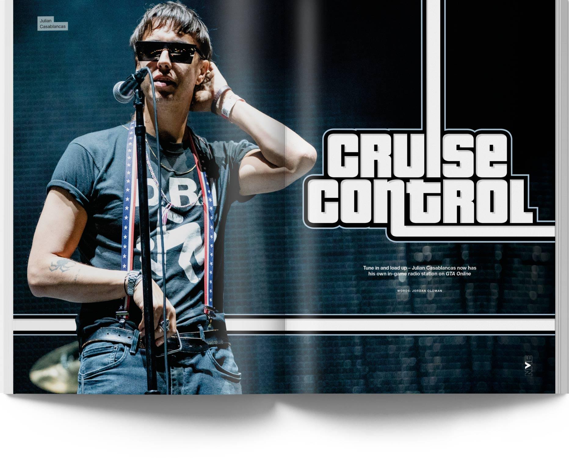 NME Magazine Issue 15 GTA